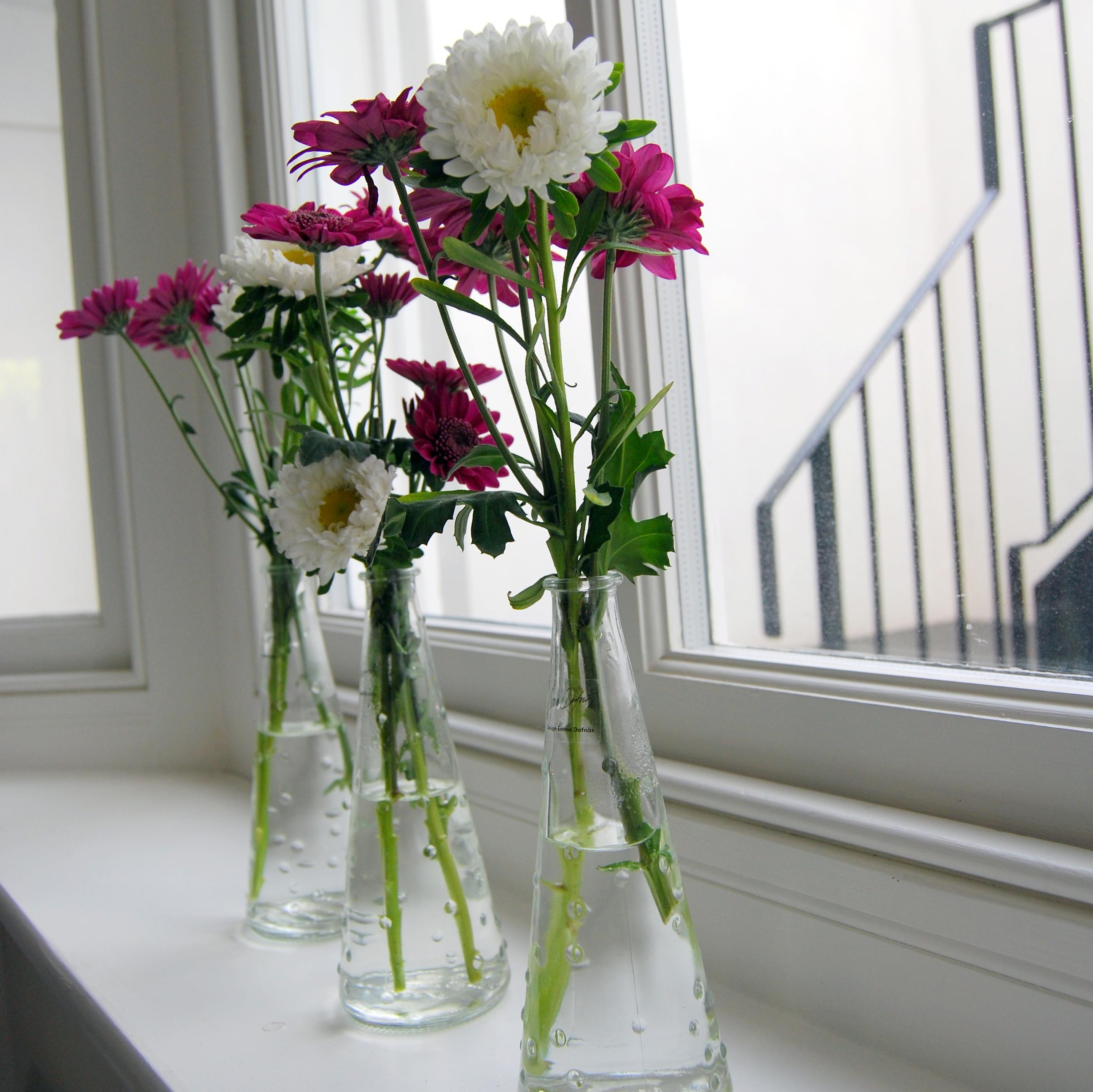 Обычный букет из цветов своими руками