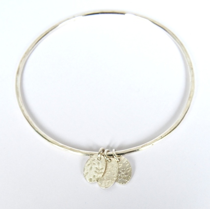 Handmade Silver Bangle