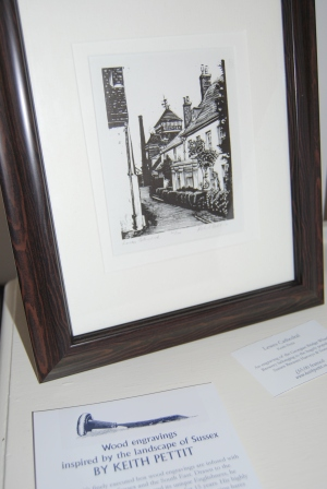 Wood Engraving Prints by Keith Pettit