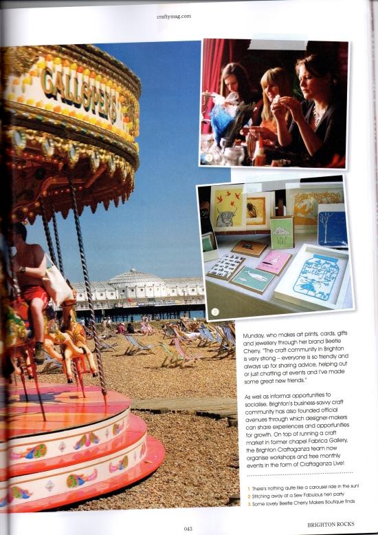 Crafty Mag Page 2