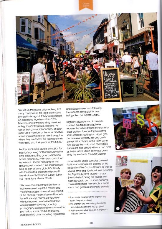 Crafty Mag Page 3