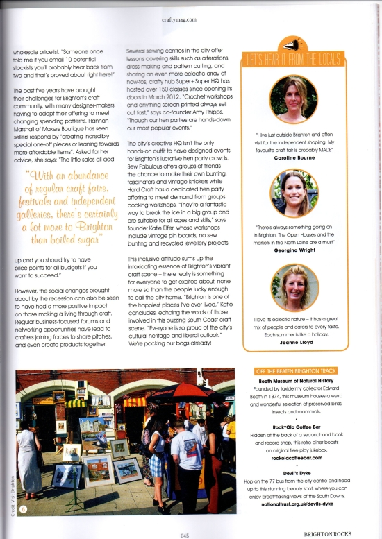 Crafty Mag Page 4