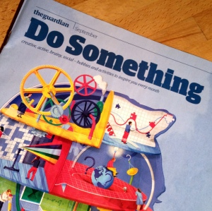 Do Something Front Cover