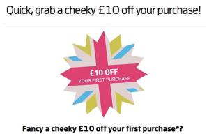 Giggling £10 OFF