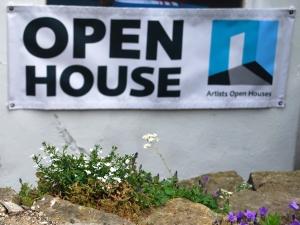 A open house