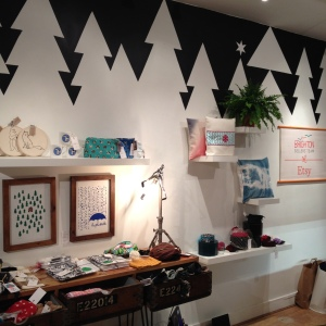Brighton Etsy Pop Up Shop.52