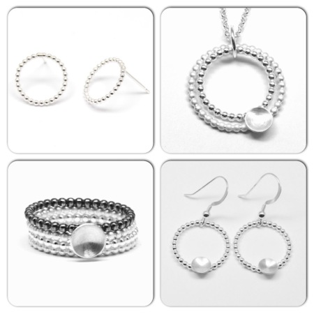 Pearlwire Collection by Elizabeth Anne Norris